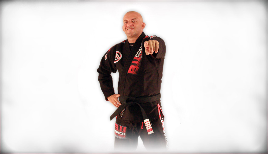 Marcello BJJ Instructor