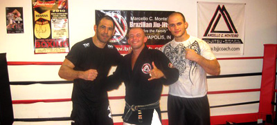 Helped train many UFC fighters