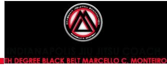 Indianapolis BJJ Coach Marcello C. Monteiro